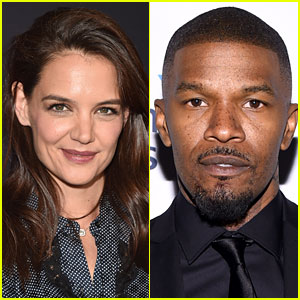Katie Holmes & Jamie Foxx Reportedly Couple Up in Paris