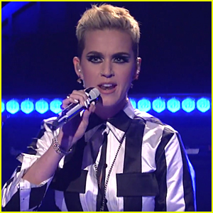 Katy Perry Performs 'Swish Swish' for the First Time on ' SNL' - Watch Now!