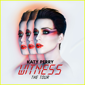 Katy Perry Announces New Album 'Witness' & North American Arena Tour - See The Dates!