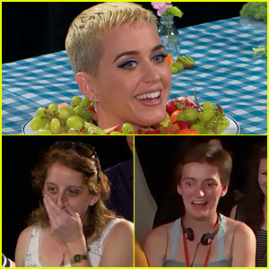 Katy Perry Shocks Unsuspecting Museum Guests in Funny Video - Watch Now!