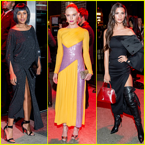 Kerry Washington, Kate Bosworth & Emily Ratajkowski Hit Up Met Gala After Party 2017!