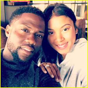 Kevin Hart & Wife Eniko Parrish Are Expecting First Child!