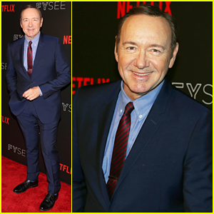 Kevin Spacey Set To Perform One-Man Play 'Clarence Darrow' In June!