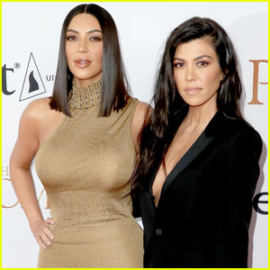 Kourtney Kardashian Defends Sister Kim For Yelling at Woman in Scott Disick's Hotel Room