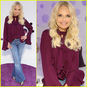 Kristin Chenoweth Shares a Super Cute Pic of Her Pup!