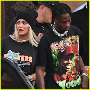 Kylie Jenner & Travis Scott Enjoy Date Night in Miami