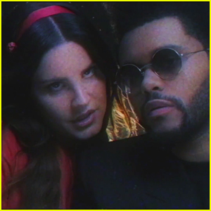 Lana Del Rey & The Weeknd Premeire 'Lust For Life' Music Video - Watch Here!