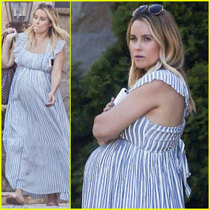 Lauren Conrad Celebrates at Baby Shower - See Photos!