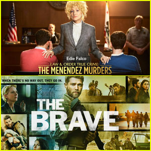 NBC Releases Trailers For New Shows 'Law & Order True Crime: The Menendez Murders' & 'The Brave' - Watch Now!