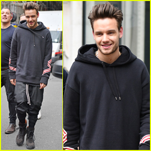 Liam Payne Seemingly Confirms Newborn Son's Name!