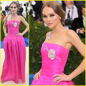 Lily-Rose Depp's Met Gala 2017 Look Stole The Spotlight