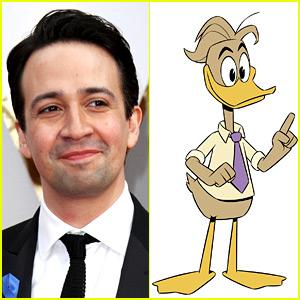 Lin-Manuel Miranda Joins Disney XD's 'DuckTales' Series