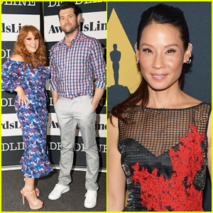 Lucy Liu Joins Billy Eichner & Julie Klausner For 'Difficult People' Season Three!