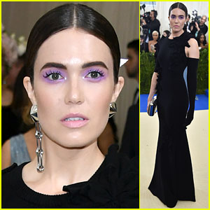 Mandy Moore's Met Gala Makeup for the Win!