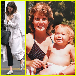 Mandy Moore Shares Special Birthday Message For Her Mom