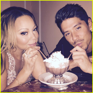 Mariah Carey Shares Throwback Photo With Ex Bryan Tanaka