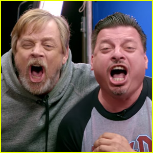 Mark Hamill Pranks Fans in Funny Video for 'Star Wars' Day!
