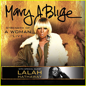 Mary J. Blige Announces 'Strength of a Woman' Tour - See The Dates Here!