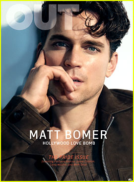Matt Bomer Tells 'Out' How He Came Out as Gay to His Family