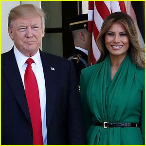 Melania Trump's Official Twitter Account 'Likes' Anti-Trump Tweet