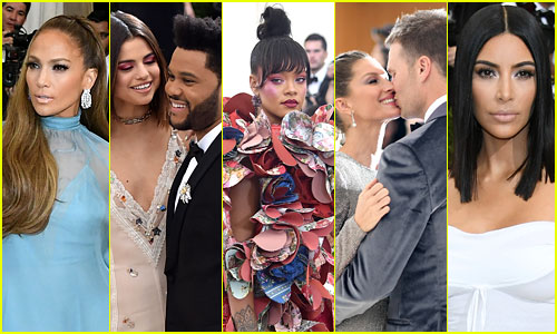Met Gala 2017 - Full Celebrity Guest List, Plus Red Carpet Pics!