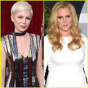 Michelle Williams Joins Amy Schumer in New Film 'I Feel Pretty'