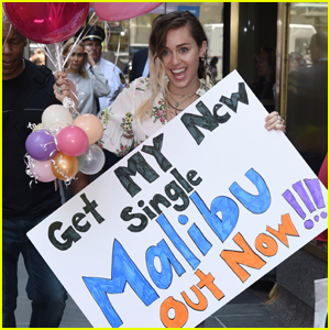 Miley Cyrus Takes Over an Entire TV Network to Promote 'Malibu' - Watch Now!