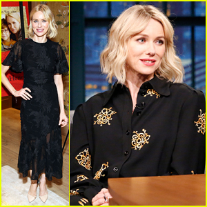 Naomi Watts Gets Warnings From David Lynch Not To Share 'Twin Peaks' Spoilers!