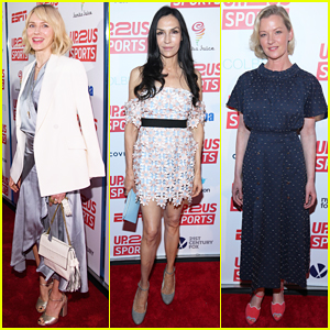 Naomi Watts Helps Honor Coaches At Up2Us Sports Gala!