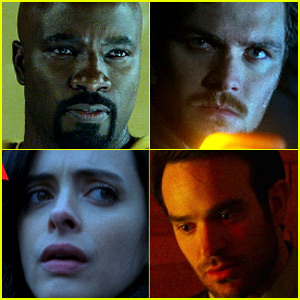 Marvel's 'The Defenders' Gets First Trailer - Watch Now!