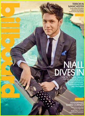 Niall Horan Covers 'Billboard,' Talks One Direction Reunion