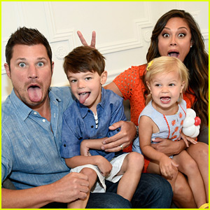 Nick & Vanessa Lachey\'s Kid\'s Are Adorable! | Brooklyn Lachey ...