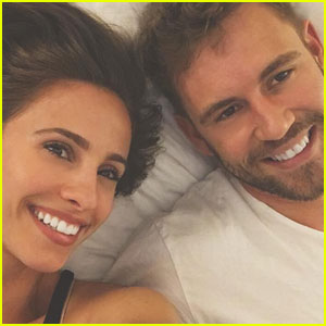 Nick Viall Visits Vanessa Grimaldi in Hometown of Montreal