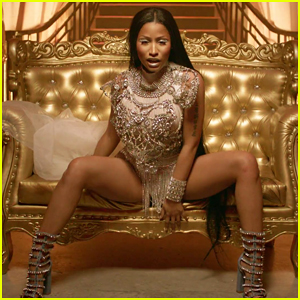 Nicki Minaj, David Guetta & Lil Wayne Debut 'Light My Body Up' Music Video - Watch Here!