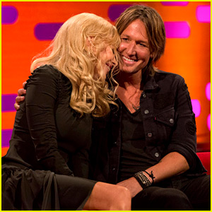 Nicole Kidman & Keith Urban Look Adorable for Their Joint Talk Show Interview!