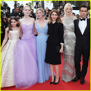 Nicole Kidman, Kirsten Dunst & Elle Fanning Glam It Up For 'The Beguiled' Cannes Premiere!