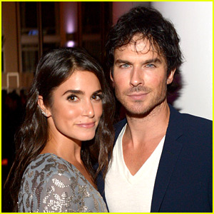 Nikki Reed is Pregnant, Expecting First Child with Ian Somerhalder!