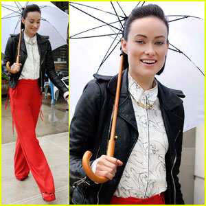 Four People Fainted During Olivia Wilde's '1984' on Broadway