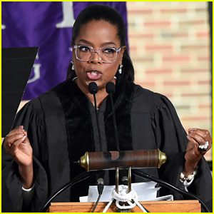 Oprah Winfrey Delivers Commencement Speech at Agnes Scott College: 'You're Nothing If You're Not the Truth'