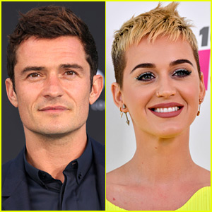 Orlando Bloom Thinks Katy Perry Will Be Fantastic on 'Idol'