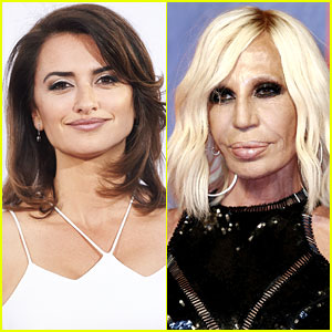Penelope Cruz as Donatella Versace in 'American Crime Story' - First Official Photo!
