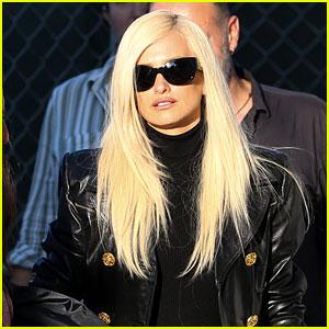 Penelope Cruz As Donatella Versace First Look American