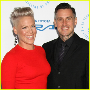 Pink's Husband Carey Hart Gave Her the Coolest Push Present