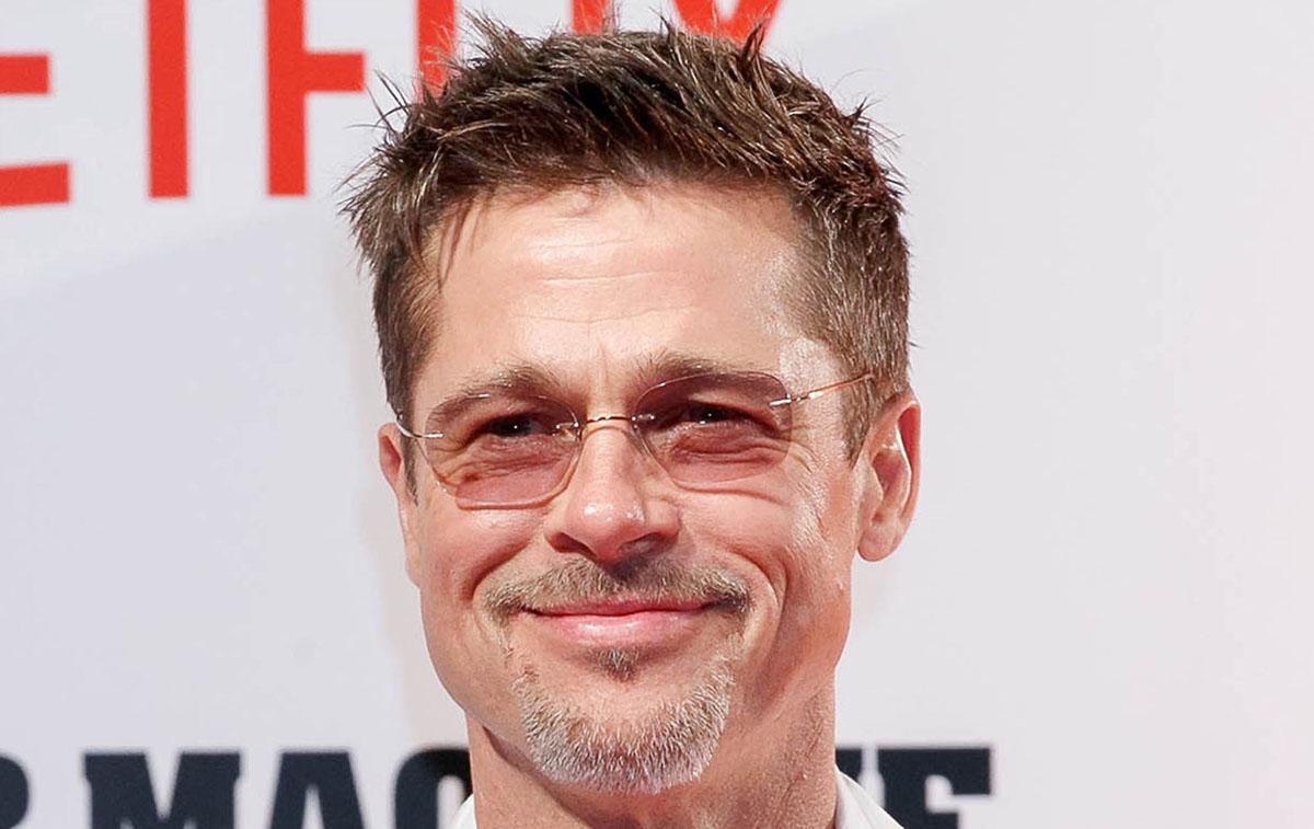 Brad Pitt Auditioned f... Brad Pitt