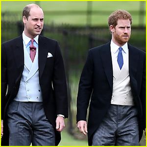 Prince Harry Attends Pippa Middleton's Wedding Sans Meghan Markle