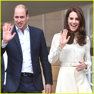Prince William & Kate Middleton Host Children's Party at Buckingham Palace!