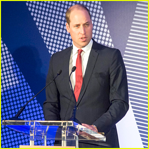 Prince William Pays Tribute to Mom Princess Diana at Diana Legacy Awards