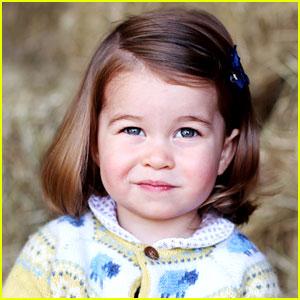 Princess Charlotte's New Portrait Released Ahead of Birthday!