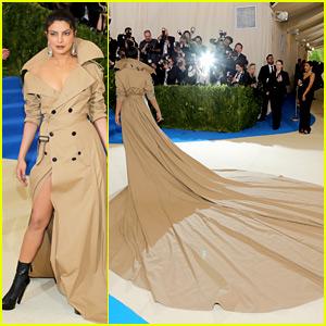 Priyanka Chopra's Met Gala 2017 Look Is the Fanciest Trench Coat You've Ever Seen!