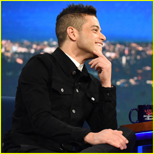 Rami Malek On Playing Freddie Mercury In Queen Biopic: 'I Could Have My Beyoncé Moment'